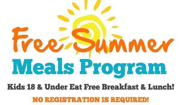 Free Summer Meal Program