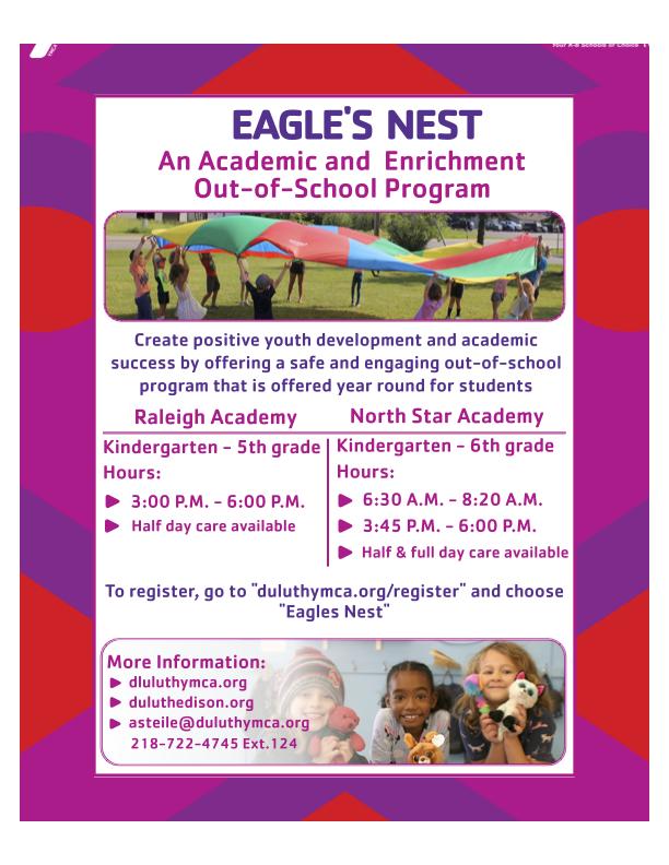 Eagles Nest Flyer